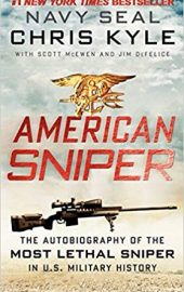 American Sniper by Chris Kyle, Scott McEwen & Jim DeFelice